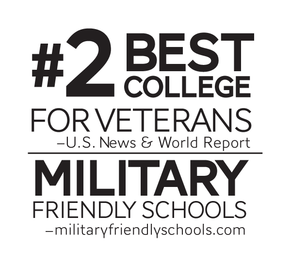 #2 Best College for Veterans | U.S. News & World Report