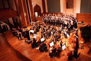 Milligan College Orchestra 2013-14