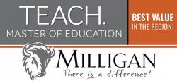 Milligan teacher education