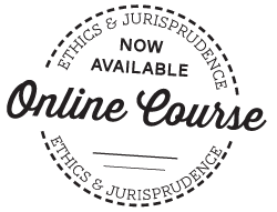 Ethics and Jurisprudence Course Now Available
