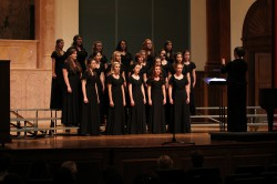 "Spring Choral Concert - ""Great is Thy Faithfulness"" @ Mary B. Martin Auditorium"