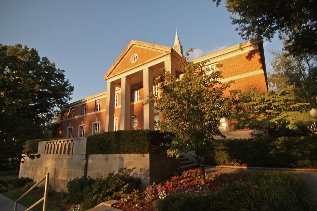 P. H. Welshimer Library