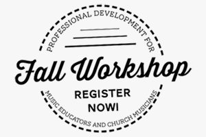 Fourth Annual Music Workshop