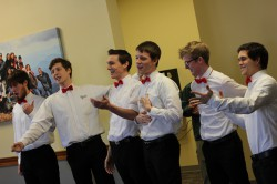 Sweet Sounds: Dessert Cabaret @ McCormick Dining Center, Sutton Hall