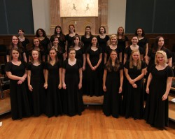 Women's Chorale: The Music of Mario Castelnuovo-Tedesco @ Mary B. Martin Auditorium