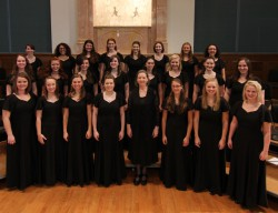 Milligan College Women's Chorale @  Mary B. Martin Auditorium, Seeger Memorial Chapel