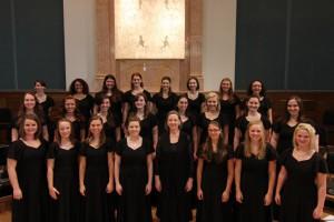 Women's Chorale 2015