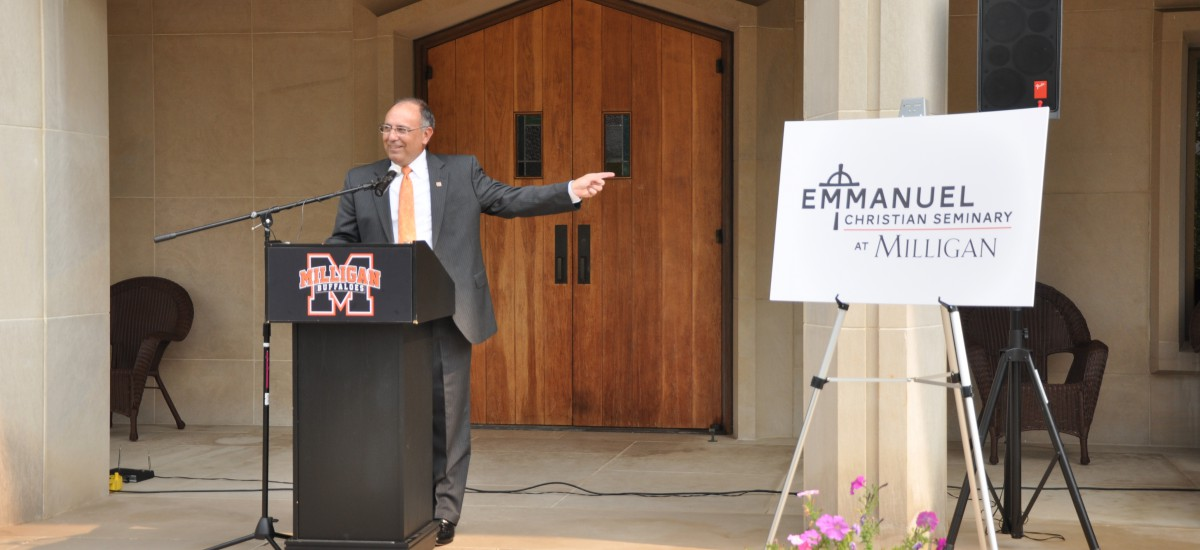 Emmanuel Christian Seminary becomes part of Milligan