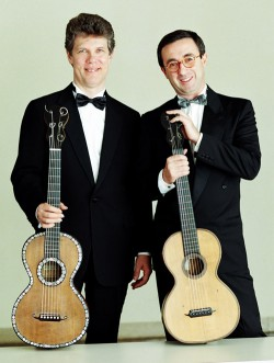 Rucco-James Guitar Duo Recital @ McGlothlin-Street Theatre