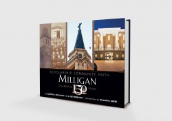 Book Signing : Milligan Celebrates 150 Years @ SGA Conference Room, McMahan Student Center