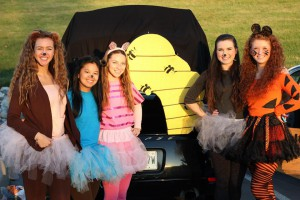 trunk or treat 2014 3
