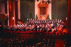 Milligan College Christmas Concert @ Seeger Chapel