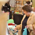 Milligan offered a more charitable—and less stressful—alternative to Christmas shopping with the fourth annual Advent Market.