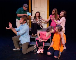 Festival of One Act Plays @ Gregory Center