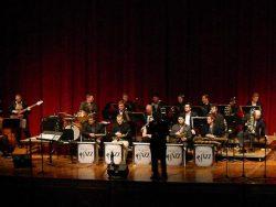 Milligan Jazz Ensemble: Retrospective @ Mary B. Martin Auditorium