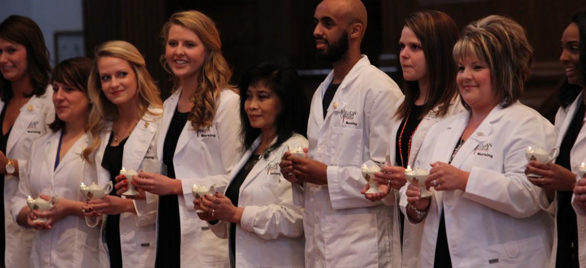 Milligan nursing area celebrates 20 years of impacting lives