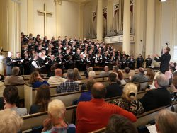 Men in Song and Women in Song Choral Festival @ Seeger Chapel