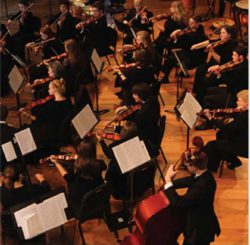 Milligan Orchestra: Celtic Reflections @ Mary B. Martin Auditorium