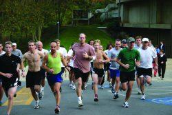 Buffalo Run 5K/2.5K walk @ Steve Lacy Fieldhouse   Johnson City   Tennessee   United States