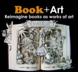 Book+Art Exhibit @ P.H. Welshimer Library