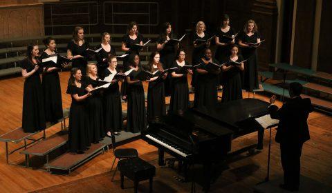 Women's chorale s17