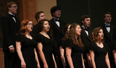 Milligan Concert Choir