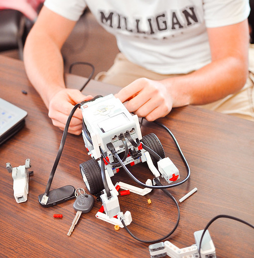 milligan summer camp engineering 2