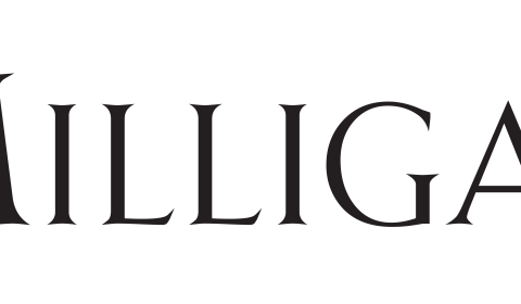 Milligan Wordmark K 2013 transparent