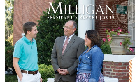 The 2015-16 President's Report