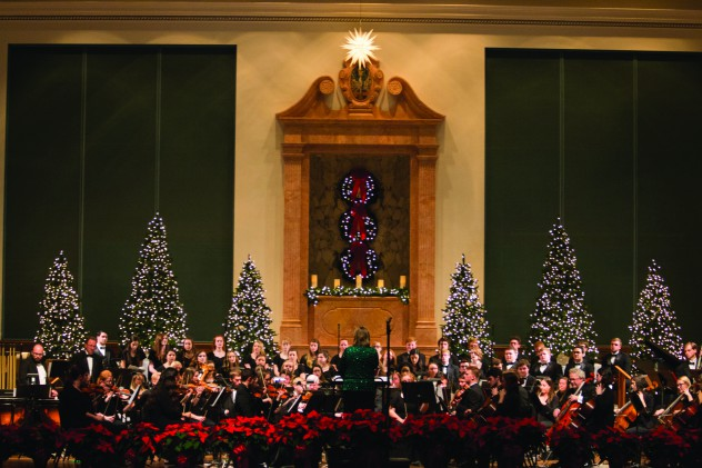 Milligan College Christmas Concert @ Milligan College Seeger Chapel, Mary B. Martin Auditorium