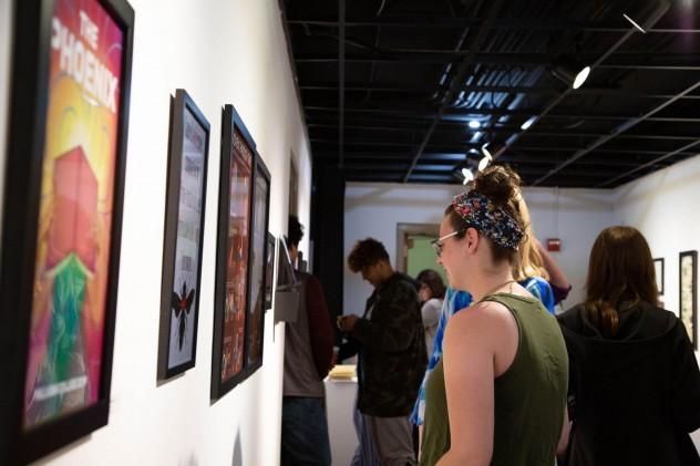 Juried Art Exhibit @ Milligan Art Gallery, Derthick Hall