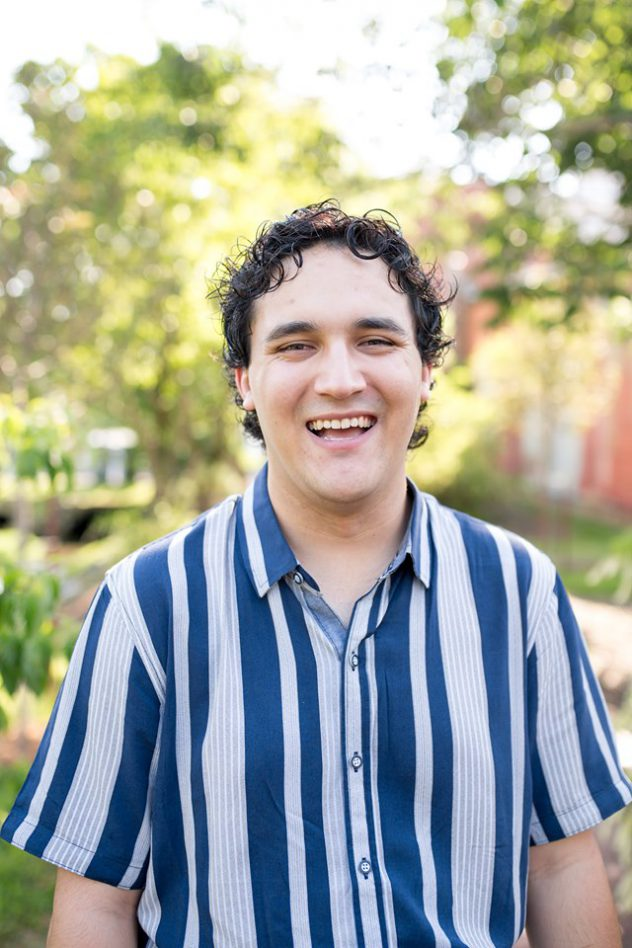 Music Student Recital / Dustin Cobble, Junior Voice Recital @ Milligan College Seeger Chapel, George O. Walker Auditorium