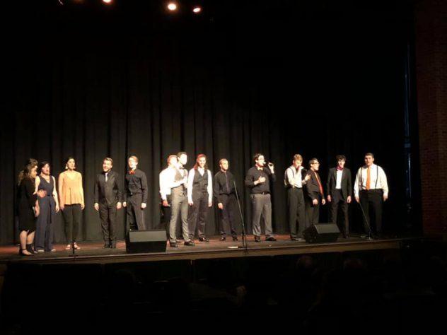 Hummin' and Strummin' @ Milligan College Gregory Center, McGlothlin-Street Theatre