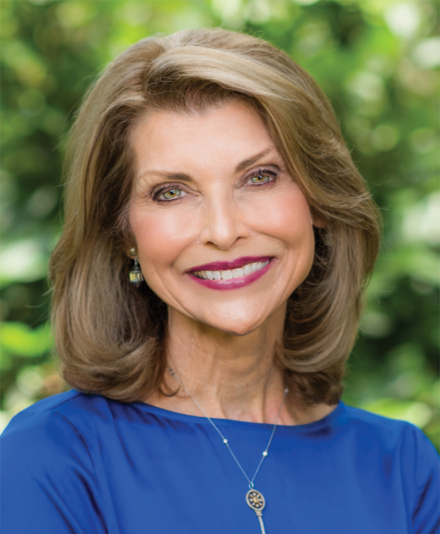 ALM Eleanore L. Campbell Ladies Lunch with Pam Tebow @ Milligan McCormick Dining Center