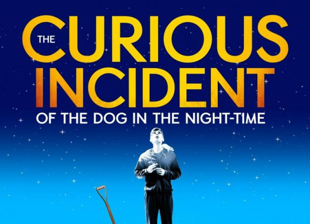 The Curious Incident of the Dog in the Night-Time @ Milligan College Gregory Center, McGlothlin-Street Theatre
