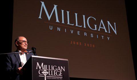 Bill Greer Milligan University June 2020