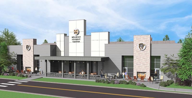 Milligan Student Center Renovation