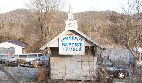 Shumaker – Community Baptist Church