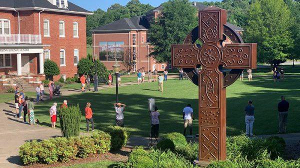 Milligan cross campus