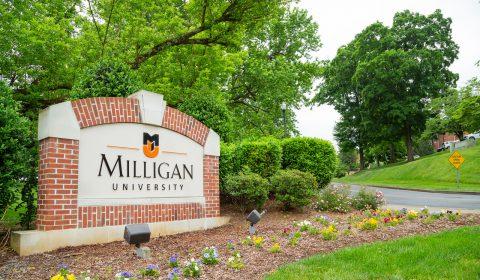 milligan university sign f20