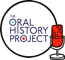 Oral History Project graphic