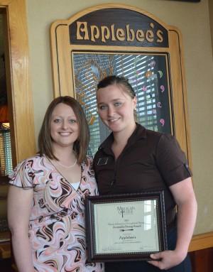 Applebees_award