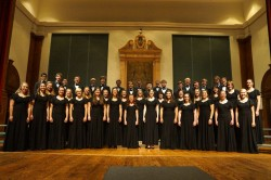 Milligan Concert Choir: Through the Storm, I Will Rise @ Mary B. Martin Auditorium