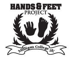 Hands and Feet 5k Logo