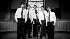 Men in Song Finale Concert @ Seeger Chapel, Mary B. Martin Auditorium