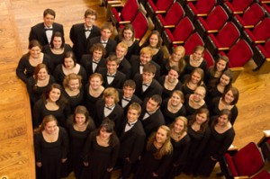 Concert Choir 2011-12