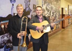 """""""Jazz Meets Bluegrass"""""""