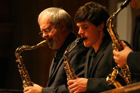 Milligan Jazz Concert @ Mary B. Martin Auditorium, Seeger Memorial Chapel